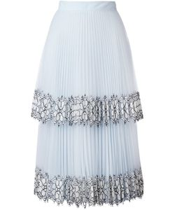 Christopher Kane | Pleated Midi Skirt Size 44