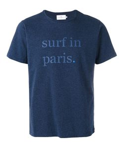 CUISSE DE GRENOUILLE | Surf In Paris T-Shirt Large