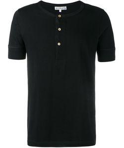 MERZ B. SCHWANEN | Henley Organic T-Shirt