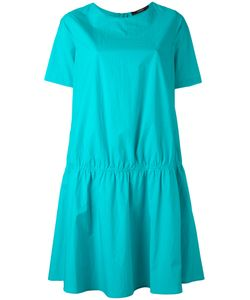 Odeeh | Gathe T-Shirt Dress 42 Cotton