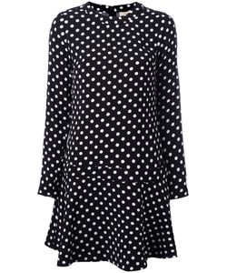 Michael Michael Kors | Dots Print Dress Medium Polyester