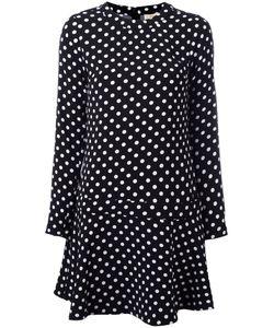 Michael Michael Kors | Dots Print Dress Medium Polyester