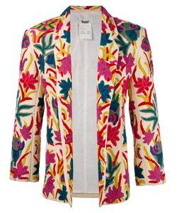 KANSAI YAMAMOTO VINTAGE | Embroide Jacket Large