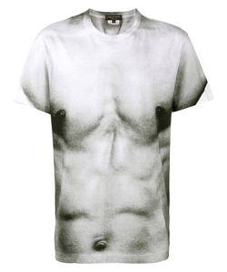 COMME DES GARCONS HOMME PLUS | Comme Des Garçons Homme Plus Muscle Print T-Shirt Size Small
