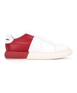 Manuel Barceló | Heel Logo Sneakers 42
