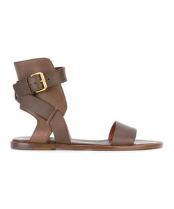 Michel Vivien | Gladiator Sandals Size 37