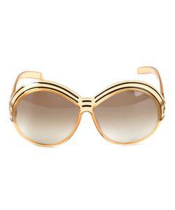 Christian Dior Vintage   Солнцезащитные Очки В Круглой Оправе