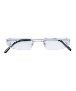 Cartier | Square Frame Glasses Men One