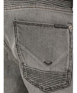Hudson   Textured Skinny Jeans