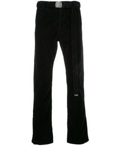 Doublet | Belted Corduroy Trousers Men M
