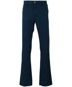 Brioni | Tape Trousers 36 Cotton/Spandex/Elastane/Polyester