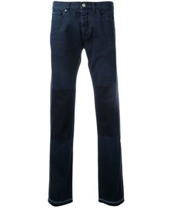 Lanvin | Contrast Knee Jeans 32