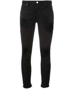 Iro | Ripped Skinny Jeans 28 Cotton/Spandex/Elastane