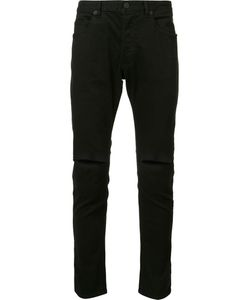 Daniel Patrick | Ripped Knee Slim Fit Jeans 28