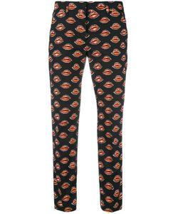 Prada | Lip Print Trousers Size 38