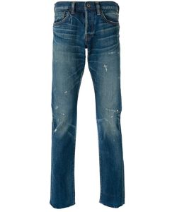 SIMON MILLER | Distressed Slim Jeans