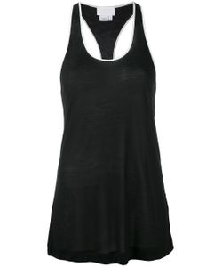 DKNY | Tank With Contrast Piping