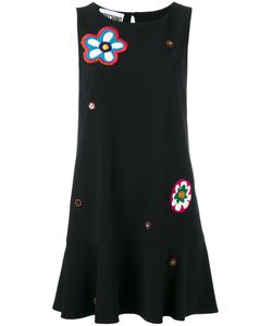 Moschino | Patch Drop Waist Dress Size 42