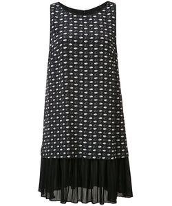 Grey Jason Wu   Hands Print Dress Size 8