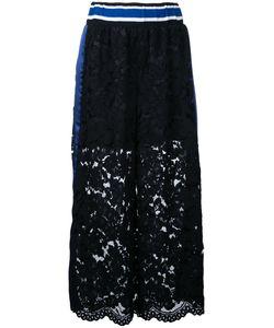 Maison Mihara Yasuhiro   Lace Sukajan Pants