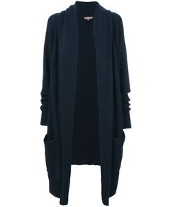 N.PEAL | Cross Front Draped Cardigan Women