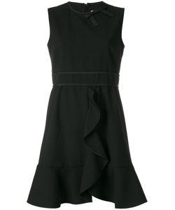 Red Valentino | Ruffled Hem Dress
