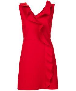 MSGM | Платье Без Рукавов С Оборками