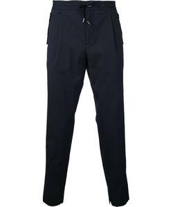 Wooyoungmi | Drawstring Textu Trousers 52 Elastodiene/Polyamide/Wool