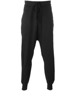 THOM KROM | Drop-Crotch Trousers Large Cotton