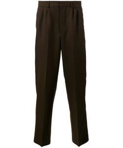 Ami Alexandre Mattiussi | Tailored Straight Trousers Size 46
