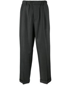 Lucio Vanotti | Cropped Trousers Size 5