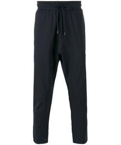 Entre Amis | Drop-Crotch Crop Trousers Size Xl