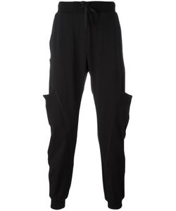 ANDREA YA'AQOV | Side-Pocket Track Trousers