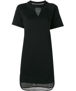 Moncler | Mesh Panel Sweat Dress