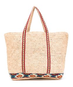 Vanessa Bruno | Knit-Trimmed Tote One