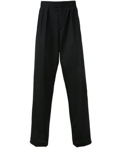 Raf Simons | Wide-Legged Pleated Trousers Size 46