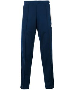 PALM ANGELS | Side Band Sweatpants Small Polyester