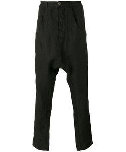 ANDREA YA'AQOV | Drop-Crotch Trousers S