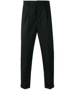 Ami Alexandre Mattiussi | High Waisted Pleated Trousers Size 40