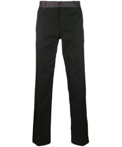 Alexander McQueen | Printed Waistband Straight-Leg Trousers 54