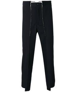 COMME DES GARCONS HOMME PLUS | Comme Des Garçons Homme Plus Asymmetric Cropped Trousers Medium