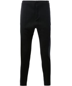 Label Under Construction | Slim-Fit Tailored Trousers Men Cotton/Virgin