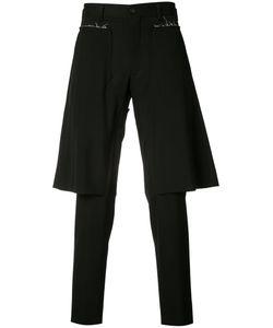 COMME DES GARCONS HOMME PLUS | Comme Des Garçons Homme Plus Laye Trousers Medium