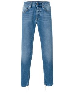 Pence | Stonewashed Slim-Fit Jeans 31
