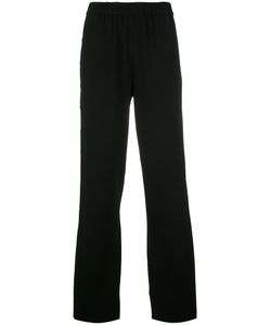 Tibi | Loose Fit Track Pants Small Polyester/Triacetate