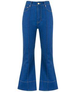 Amapô | Crop Flared Jeans Size 46