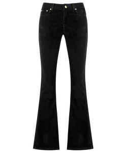 Amapô | Velvet Flared Trousers 46