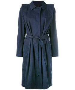Lutz Huelle | Belted Coat Size Medium