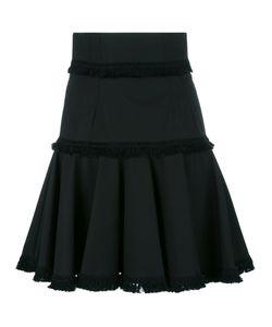 Dolce & Gabbana | Tasseled Skirt 42 Cotton/Spandex/Elastane