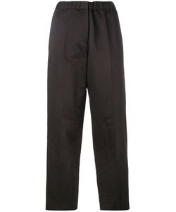 Jil Sander | Straight Cropped Trousers